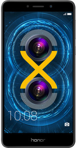 Huawei Honor 6x 32GB GSM Unlocked Smartphone (Gray/Gold/Silver)