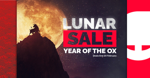 Green Man Gaming Lunar New Year Sale
