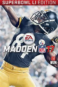 Madden NFL 17 Super Bowl Edition (Xbox One Download)