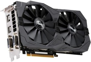 ASUS ROG STRIX Radeon RX 470 OC Edition 4GB Video Card