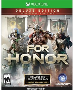 For Honor Deluxe Edition (Xbox One Download)