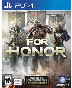 For Honor (PS4 Download)