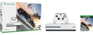 Xbox One S 1TB Forza Horizon 3 Bundle + Extra Controller + Free Game