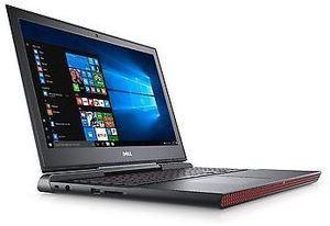 Dell Inspiron 15 7000 Gaming Core i7-7700HQ Kaby Lake, 16GB RAM, 1TB HDD + 128GB SSD GeForce GTX 1050 Ti