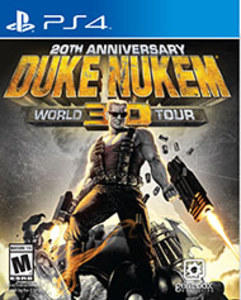 Duke Nukem 3D: 20th Anniversary World Tour (PS4)