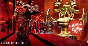 GamersGate Sale: Unreal Deals