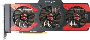 PNY GeForce GTX 1080 8G OC VCGGTX10808XGPB-OC Video Card