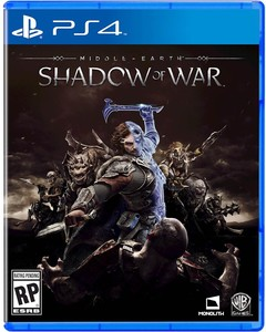 Middle-Earth: Shadow of War (PS4 Download) - PS Plus Required