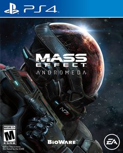 Mass Effect Andromeda (PS4 ) - Pre-owned