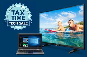 Best Buy Tax Time Sale
