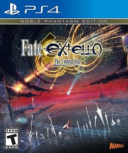 Fate/Extella: The Umbral Star 'Noble Phantasm' Edition (PS4)
