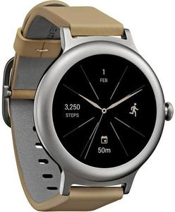 LG Watch Style Smartwatch 42.3mm Stainless Steel (Open Box)