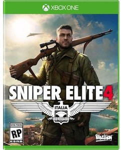 Sniper Elite 4 (Xbox One Download)