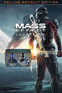 Mass Effect: Andromeda - Deluxe Recruit Edition (Xbox One Download) - Gold Required