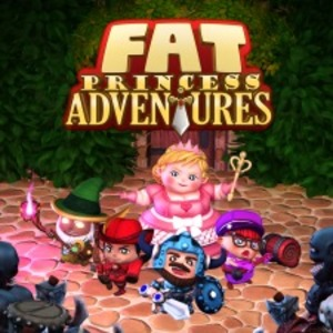 Fat Princess Adventures (PS4 Download) - PS Plus Required