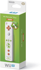 Wii Remote Plus Special Edition: Yoshi Controller