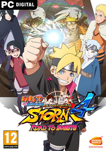 Naruto Shippuden: Ultimate Ninja Storm 4 Road to Boruto (PC Download)