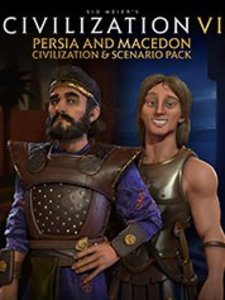 Civilization VI: Persia and Macedon Civilization & Scenario Pack (PC DLC)