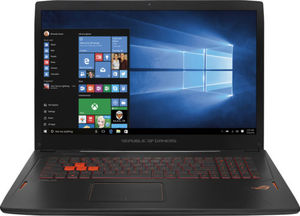 Asus GL702VM-BHI7N09 Core i7-6700HQ, 12GB RAM, 1TB HDD + 128GB SSD, GeForce GTX 1060, 1080p