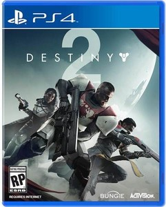 Destiny 2 (PS4 - Requires GCU) + Early Beta Access