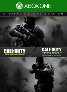 Call of Duty: Infinite Warfare - Digital Deluxe Edition (Xbox One Download) - Gold Required