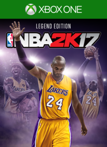 NBA 2K17 Kobe Bryant Legend Edition (Xbox One)