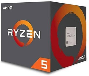 AMD Ryzen 5 1600 Six-Core 3.2Ghz Desktop Processor