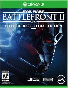 Star Wars Battlefront II: Elite Trooper Deluxe Edition (Xbox One)