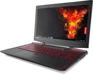 Lenovo Legion Y720 80VR001BUS Core i7-7700HQ, GeForce GTX 1060, 16GB RAM, 1TB HDD + 128GB SSD