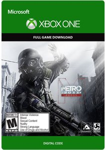 Metro 2033 Redux (Xbox One Download)