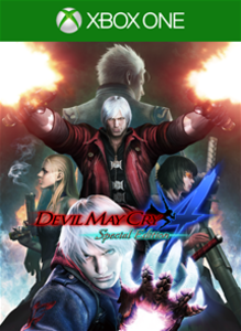 Devil May Cry 4 Special Edition (Xbox One Download)