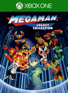 Mega Man Legacy Collection (Xbox One Download)