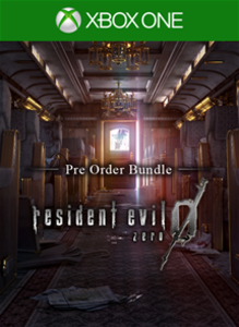 Resident Evil Zero HD Remaster (Xbox One Download) - Gold Required