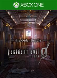 Resident Evil Zero HD Remaster (Xbox One Download)