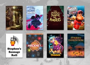 Humble Very Positive Bundle