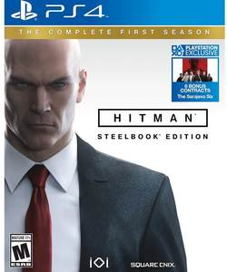Hitman - Complete First Season (PS4)