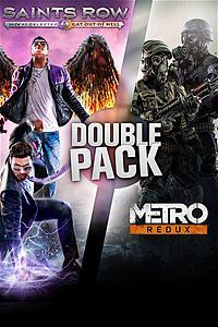 Saints Row Metro Double Pack (Xbox One Download)
