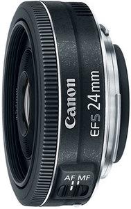Canon EF-S 24mm f/2.8 STM  Lens (Refurbished)