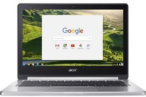 Acer R 13 Chromebook 2-in-1, MediaTek MT8173, 4GB RAM, 32GB eMMC, 1080p IPS Touch (Refurbished)