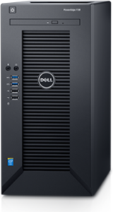 Dell PowerEdge T30 Mini Tower Server, Pentium G4400, 4GB RAM, 1TB HDD