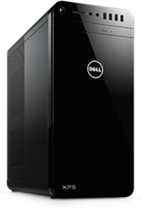 Dell XPS Tower Core i7-7700, GeForce GT 1030, 1TB HDD + 16GB Intel Optane, 8GB RAM