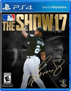 MLB The Show 17 (PS4) - Pre-owned
