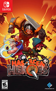 Has-Been Heroes (Nintendo Switch) - Pre-owned