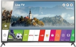 LG 65UJ6300 65-inch 4K HDR Smart TV (Refurbished)