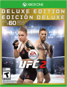 EA Sports UFC 2 Deluxe Edition (Xbox One Download) - Gold Required