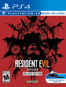 Resident Evil 7 Digital Deluxe Edition (PS4 Download)