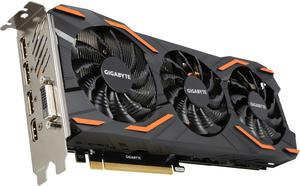 Gigabyte GeForce GTX 1080 Video Card + Shadow of War (Code)