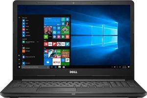 Dell Inspiron 15 3567 Core i3-7100U, 6GB RAM, 1TB HDD