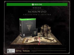 The Elder Scrolls Online: Morrowind - Collector's Edition (Xbox One Download) - Gold Required