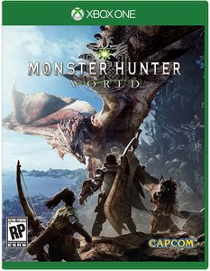 Monster Hunter World (Xbox One) - Pre-owned